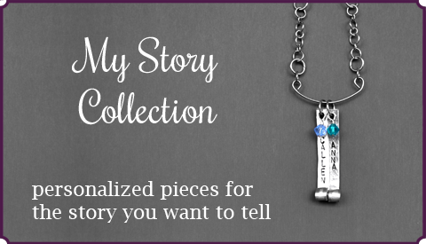 My Story Collection - personalized pieces for the story you want to tell