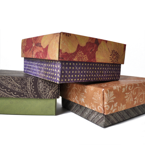 lovely origami boxes