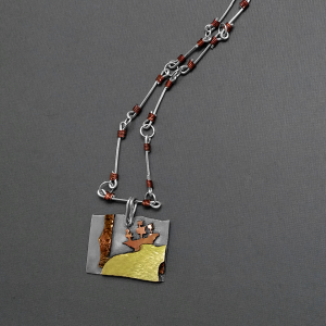 The Voyage of the Dawn Treader necklace