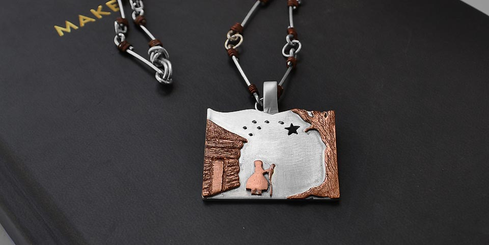 Behind the Scenes: Creating the Harriet Tubman Necklace