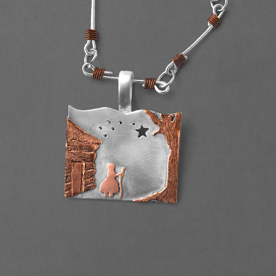 pendant sil north ola gorie products neckwear pdt c star jewellery