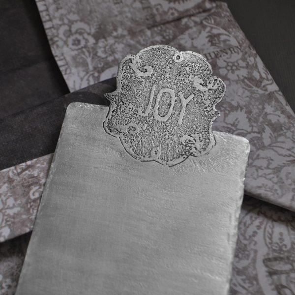 monogram bookmark detail