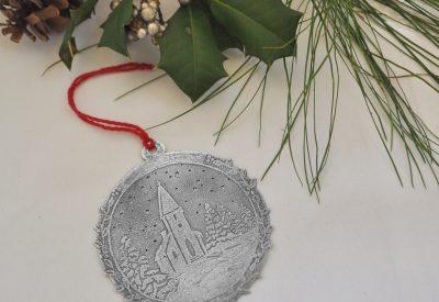 O Come All Ye Faithful Christmas ornament