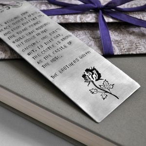 Beauty and the Beast bookmark - lifestyle