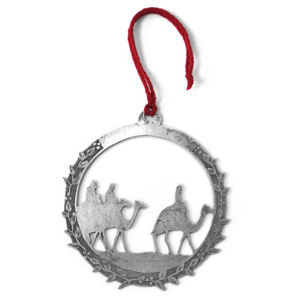 We Three Kings Christmas ornament