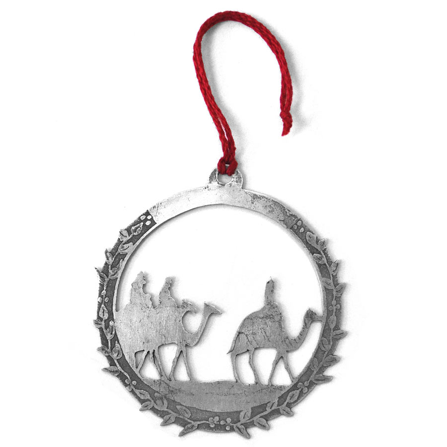 we three kings christmas ornament fabled treasures